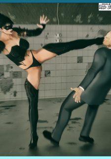 Sting of the Scorpion Woman 11- 13 image 8