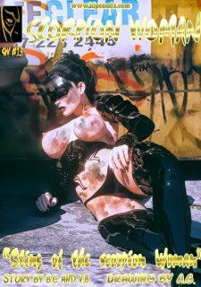 Sting of the Scorpion Woman 11- 13 image 28