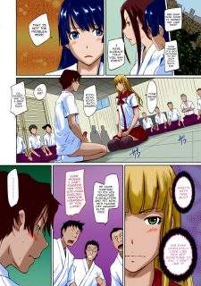 Straight Line to Love Ch. 3- Kisragi Gunma image 14