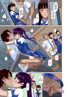 Straight Line to Love Ch. 3- Kisragi Gunma image 55