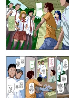 Straight Line to Love Ch.4 image 2