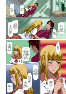 Straight Line to Love Ch.4 image 10
