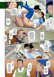 Straight Line to Love Ch.4 image 44