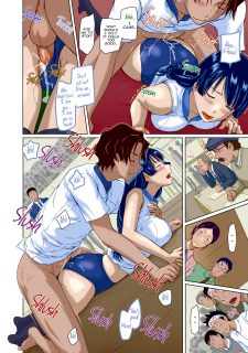Straight Line to Love Ch.4 image 54
