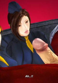 Street Fighter- Juni and Juli , M.Bison Sex Doll image 3