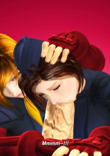 Street Fighter- Juni and Juli , M.Bison Sex Doll image 9