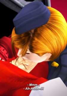 Street Fighter- Juni and Juli , M.Bison Sex Doll image 14