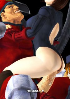 Street Fighter- Juni and Juli , M.Bison Sex Doll image 24