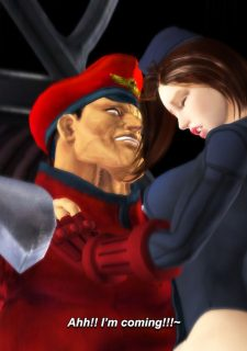 Street Fighter- Juni and Juli , M.Bison Sex Doll image 29