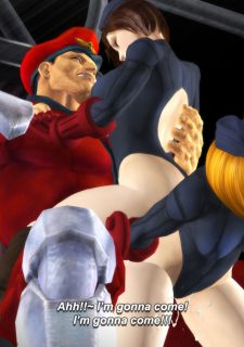 Street Fighter- Juni and Juli , M.Bison Sex Doll image 36