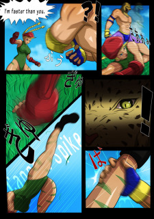 Street Fighter VS Tekken image 9