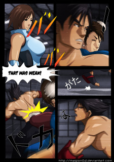 Street Fighter VS Tekken image 14