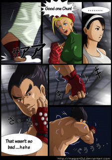 Street Fighter VS Tekken image 21