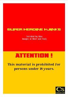 Super Heroine Hijinks image 02
