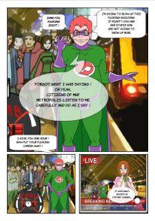 Super Heroine Hijinks image 09