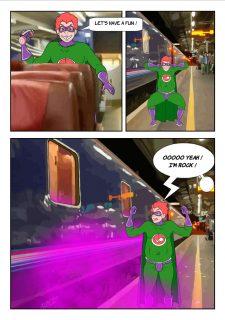 Super Heroine Hijinks image 12