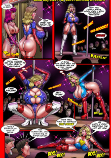 Super Juggs in Exile- Smudge image 05