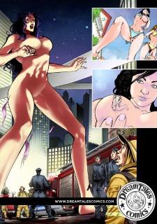 Super Suzy Vs Mad Marilyn porn comics 8 muses