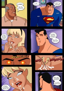 Supergirl Adventures Ch. 2- Superman porn comics 8 muses
