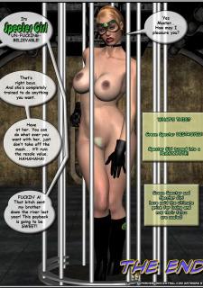 Superheroine-Green Specter 2 Mr X image 64
