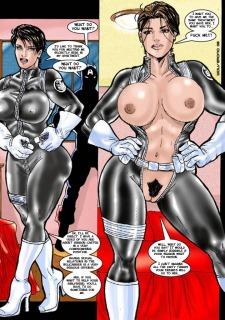 Superheros Fuck- Wolverino image 05