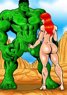 Superheros Fuck- Wolverino image 08