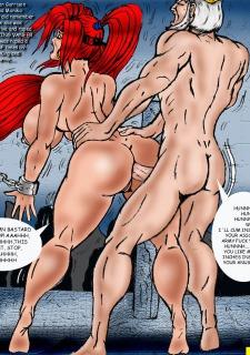 Superheros Fuck- Wolverino image 18