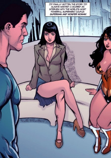 [Shade] Supertryst (Justice League) Sex Parody image 02