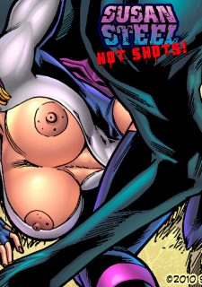 Susan Steel- Hot Shots porn comics 8 muses