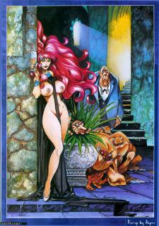 Ron Embleton- Sweet Chastity image 02