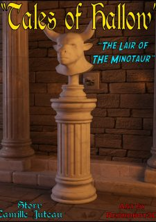 Tales of Hallow 02 -Lair Of The Minotaur image 2