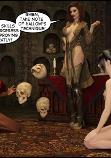 Tales of Hallow 02 -Lair Of The Minotaur image 3