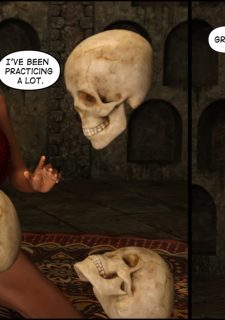Tales of Hallow 02 -Lair Of The Minotaur image 4