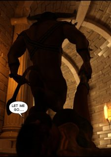 Tales of Hallow 02 -Lair Of The Minotaur image 37