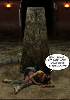 Tales of Hallow 02 -Lair Of The Minotaur image 38