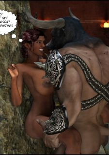 Tales of Hallow 02 -Lair Of The Minotaur image 53