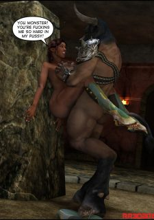 Tales of Hallow 02 -Lair Of The Minotaur image 55