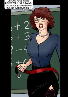 Tamed Teacher image 05