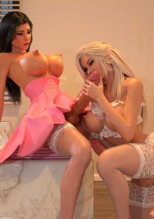 Tatiana And Kayla – Girls Will Be Girls image 27