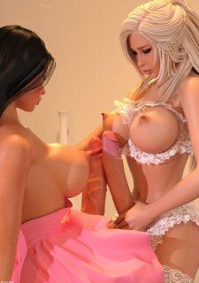Tatiana And Kayla – Girls Will Be Girls image 32