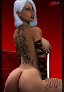 Tattoos and Toys- Zzomp porn comics 8 muses
