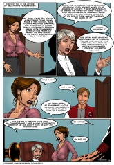 Teacher's Hard Lessons- DeucesWorld porn comics 8 muses