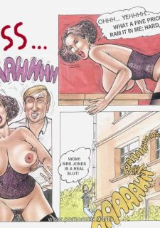 Teaching Her Student to be a Man porn comics 8 muses