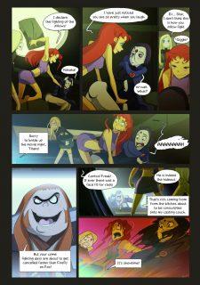 Teen Titans- A Few Less Titans image 2