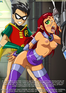 Teen Titans- Culture Shock porn comics 8 muses