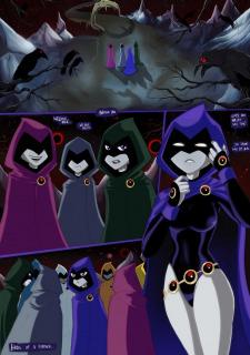 Teen Titans-Go Fuck-2 image 11