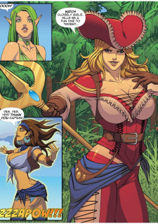 Thar BE GTS ZZZ Ep.1 & 2 Giant Girl Fantasy image 05