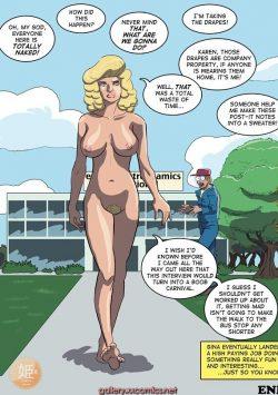That is strange porn comics 8 muses