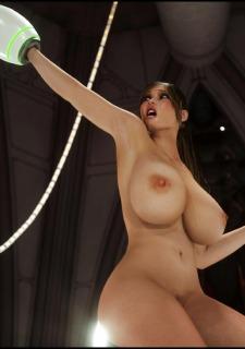 Erotic 3D Art (Blackadder) – Alien Nightmare image 9