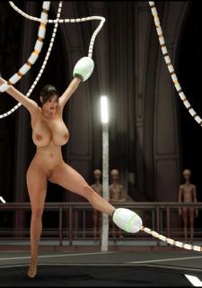 Erotic 3D Art (Blackadder) – Alien Nightmare image 10